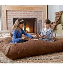 Versatile Oversized Floor Pillow Floor Pillows Living Room Floor Cushions Living Room Floor Pillows Kids
