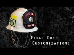 phenix first due customizations you