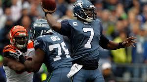 Seahawks, Vikings QB Tarvaris Jackson ...