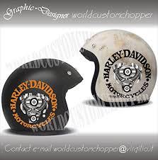Motorbike Stickers Decals Harley Helmet Buy Online In Tanzania At Desertcart