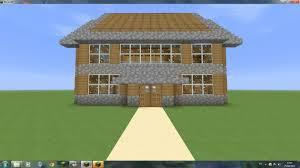 maison en bois et en pierre