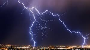thunder and lightning facts earth