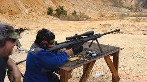 Time Shooting Barrett 50 Cal ...