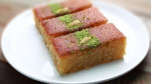 Şambali tatlısı nasıl yapılır? Evde şambali tatlısı yapımı için kolay tarifi