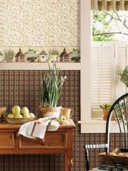 wallpaper book by chesapeake wallering