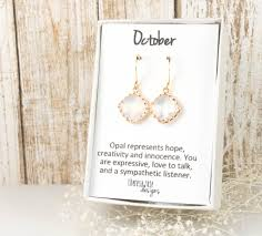 october birthstone jewelry gift ideas