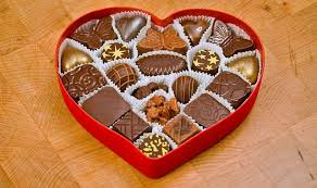 Image result for valentines day chocolates
