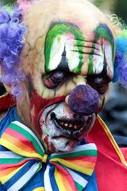 17 scary clown makeup images that will
