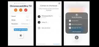 screen mirroring iphone to tv