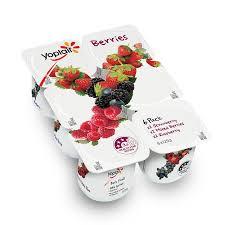 berries yoplait