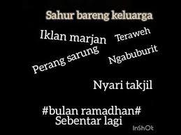 quotes rindu bulan ramadhan
