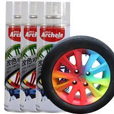 car hub spray tire electric vehicle