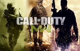 wallpaper call of duty game modern
