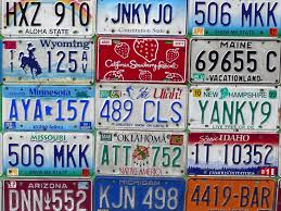 the history of license plates in the u s