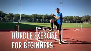 hurdle drills step hurdle workouts