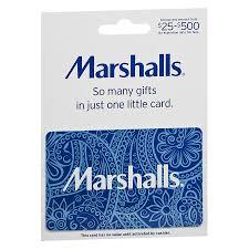marshalls non denominational gift card
