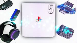 5 MUST HAVE PS4 Accessories 2018! - YouTube