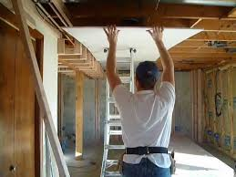 drywall tip hanging the ceiling you