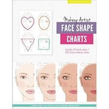 face shape charts by gina m reyna