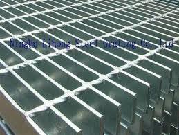 china galvanized plain steel grating