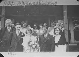 2014.003.370 Hilda Patterson Wedding | Arrow Lakes Historical Society