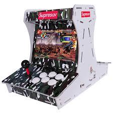 2 players arcade mini video games