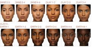 por makeup brands for dark skin