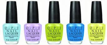 3 free opi nicole nail polish a