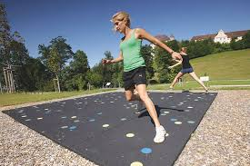 clubs and outdoor fitness playparc