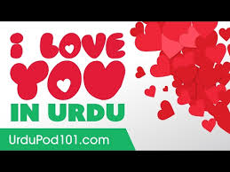 3 ways to say i love you in urdu you