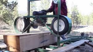 homemade portable sawmill build pt 5