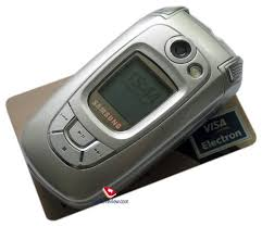 GSM phone Samsung X800