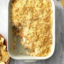 Herbed Seafood Casserole Recipe