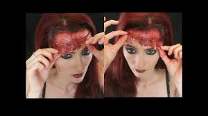 liquid latex to create awesome sfx makeup