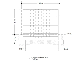 Concrete Fence Construction Materials Per 3 Meters Philcon Prices