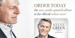 Steve Green Ministries – Christian Music Artist