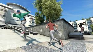 skate 3 joins ea access library on xbox