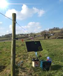 Solar Powered Electric Fencing Electric Fencing Direct
