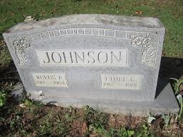 Rufus Pedro Johnson (1912-1964) - Find A Grave Memorial
