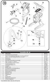 Control Pro 350 R Spare Parts