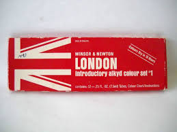 winsor newton london alkyd colours