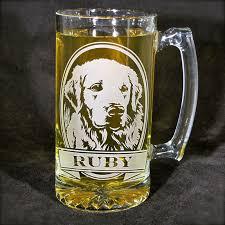 labrador retriever beer mug