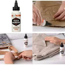 leather fabric glue for bond repair