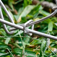 Yardlink 40 Pack Gray Metal Fence Hog Rings Chain Link Fence In The Fence Hardware Department At Lowes Com