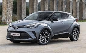 2019 toyota c hr hybrid