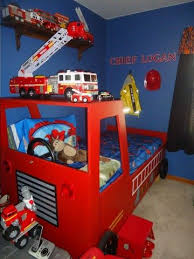How To Decorate A Fireman Theme Bedroom 9 Ideas