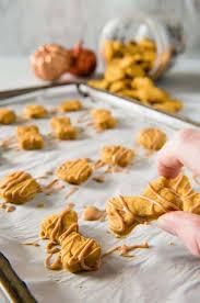 soft baked peanut er pumpkin