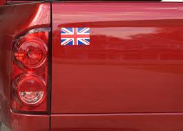 5in X 3in Uk British Britain Flag Bumper Magnet Magnetic Magnets Car Stickertalk