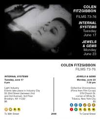 Coleen Fitzgibbon: Internal Systems   post.thing.net