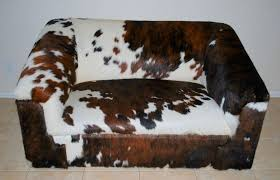 3 ways cowhide furniture can plement